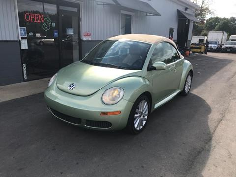 2008 Volkswagen New Beetle for sale in Middletown, CT
