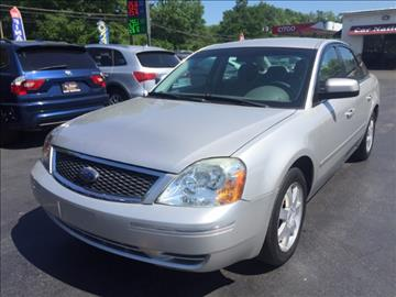 2006 Ford Five Hundred for sale in Middletown, CT