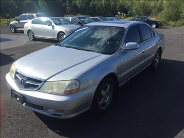 2003 Acura TL for sale in Middletown, CT