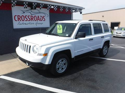 2012 Jeep Patriot for sale in Wentzville, MO