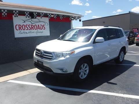 2012 Toyota Highlander for sale in Wentzville, MO