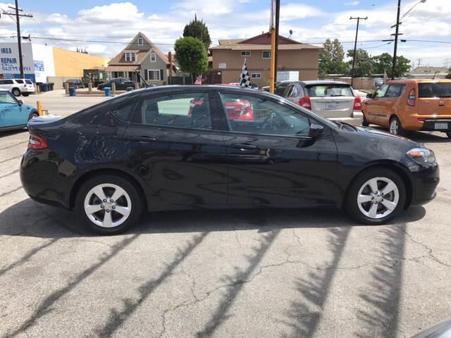 2015 Dodge Dart for sale at Horizon Auto Sales in Bellflower CA