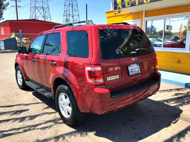 2012 Ford Escape for sale at Horizon Auto Sales in Bellflower CA