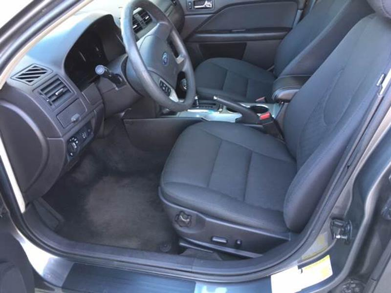 2012 Ford Fusion for sale at Horizon Auto Sales in Bellflower CA