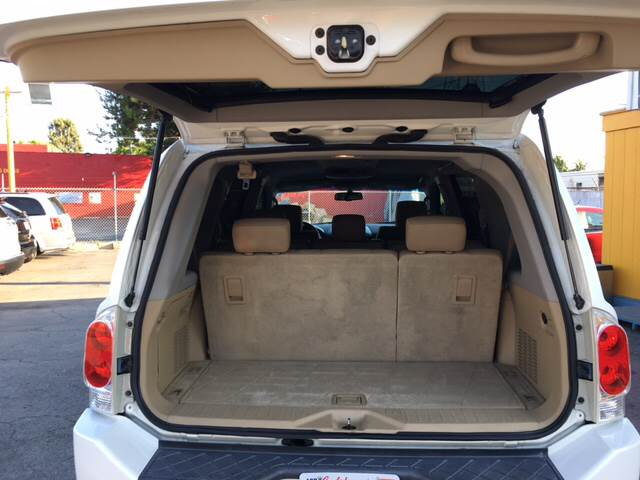 2006 Nissan Armada for sale at Horizon Auto Sales in Bellflower CA
