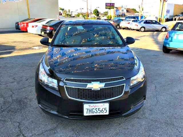 2014 Chevrolet Cruze for sale at Horizon Auto Sales in Bellflower CA