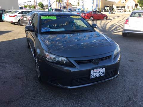 2012 Scion tC for sale at Horizon Auto Sales in Bellflower CA