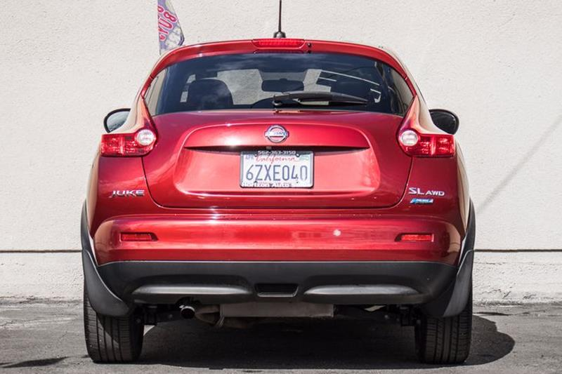 2012 Nissan JUKE for sale at Horizon Auto Sales in Bellflower CA