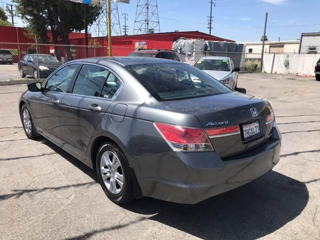 2011 Honda Accord for sale at Horizon Auto Sales in Bellflower CA