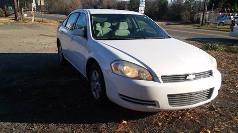 2006 Chevrolet Impala for sale in Durham, NC