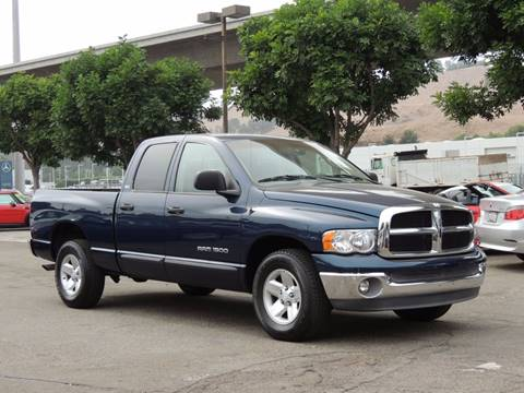 2002 Dodge Ram Pickup 1500 for sale in San Juan Capistrano, CA