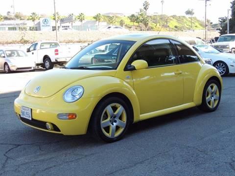 2002 Volkswagen New Beetle for sale in San Juan Capistrano, CA