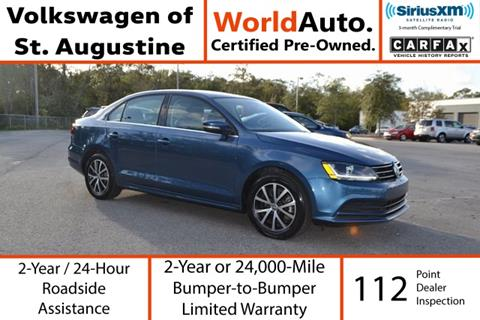 2017 Volkswagen Jetta for sale in Saint Augustine, FL