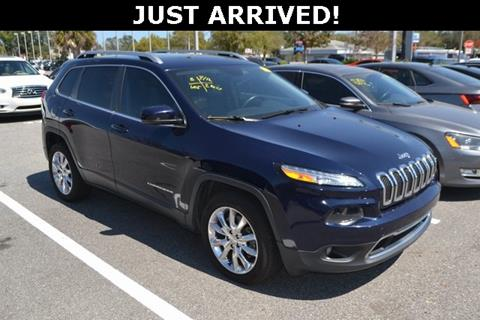 2014 Jeep Cherokee for sale in Saint Augustine, FL