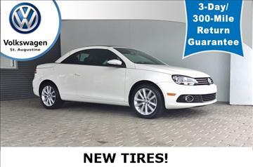 2012 Volkswagen Eos for sale in Saint Augustine, FL