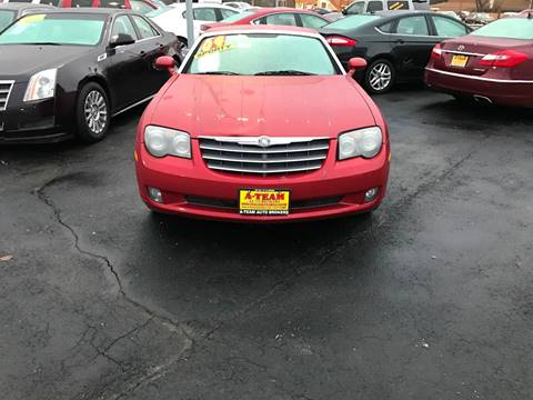 2004 Chrysler Crossfire for sale in Highland, IN