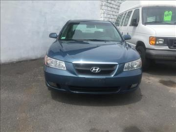 2006 Hyundai Sonata for sale in New Bedford, MA