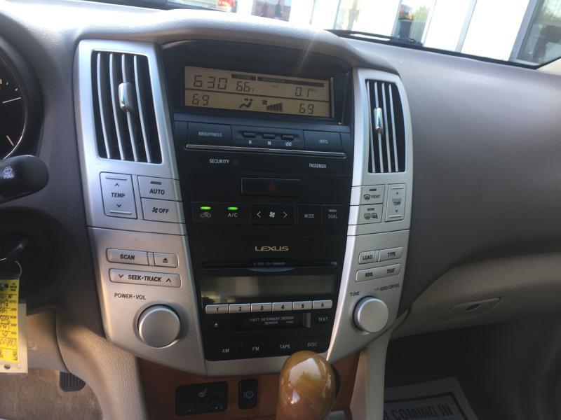 2004 Lexus RX 330 AWD 4dr SUV - New Bedford MA