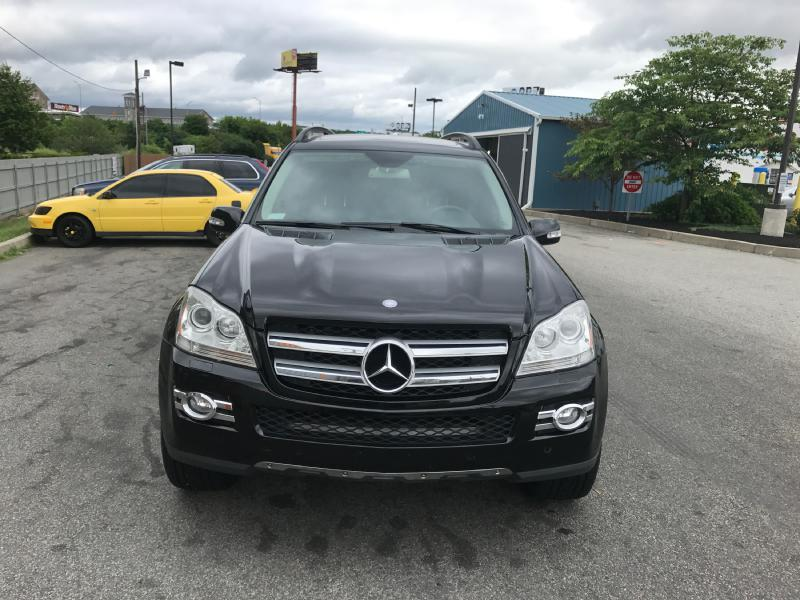 2007 Mercedes-Benz GL-Class AWD GL 450 4MATIC 4dr SUV - New Bedford MA