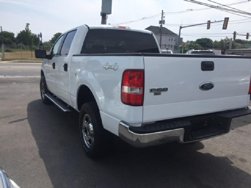 2005 Ford F-150 SUPERCREW - New Bedford MA