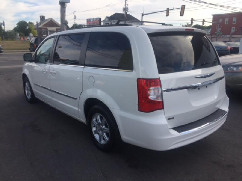 2013 Chrysler Town and Country Touring 4dr Mini-Van - New Bedford MA