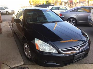 2006 Honda Accord for sale in New Bedford, MA