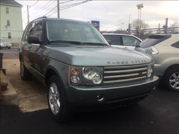 2004 Land Rover Range Rover for sale in New Bedford, MA