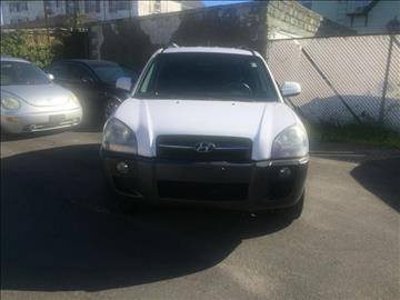 2008 Hyundai Tucson for sale in New Bedford, MA