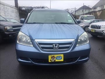 2005 Honda Odyssey for sale in New Bedford, MA