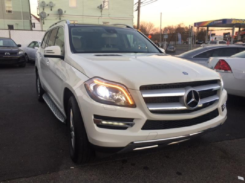 2013 Mercedes-Benz GL-Class AWD GL 450 4MATIC 4dr SUV - New Bedford MA