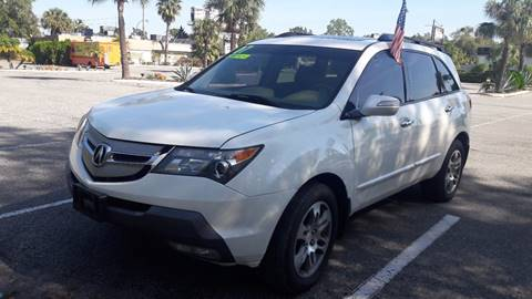 2007 Acura MDX for sale in Orlando, FL