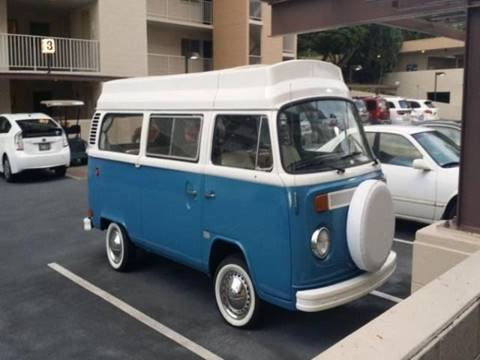 volkswagen bus  sale carsforsalecom