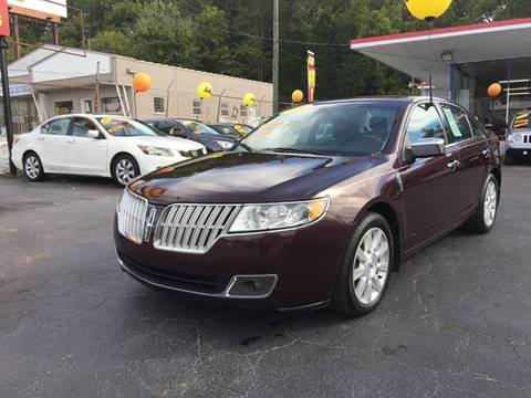 2011 Lincoln MKZ for sale in Knoxville, TN