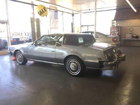 1985 Oldsmobile Toronado for sale in Knoxville, TN