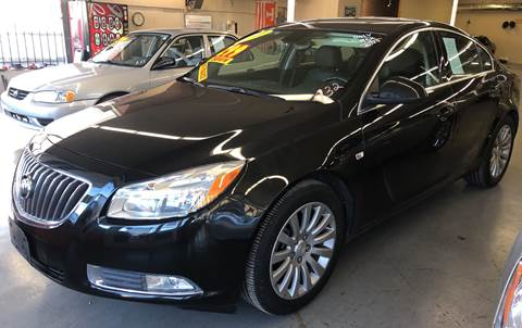 2011 Buick Regal for sale in Knoxville, TN