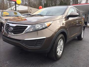 2011 Kia Sportage For Sale In Knoxville Tn