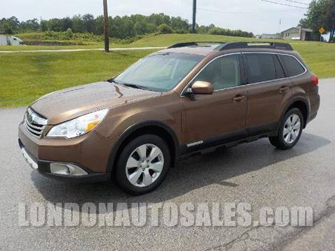2012 Subaru Outback for sale in London, KY