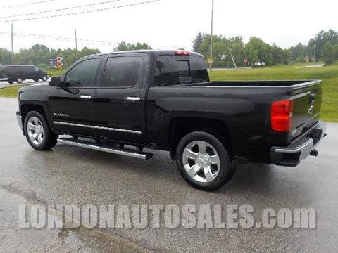 2014 Chevrolet Silverado 1500