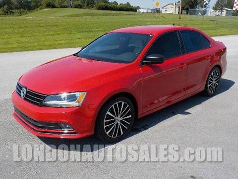 2016 Volkswagen Jetta for sale in London, KY