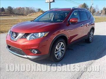 2014 Nissan Rogue for sale in London, KY