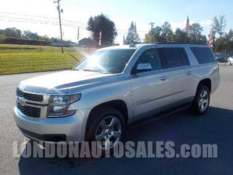 2016 Chevrolet Suburban for sale in London, KY
