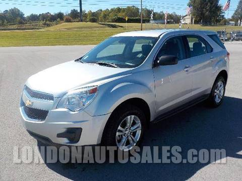 2013 Chevrolet Equinox for sale in London, KY