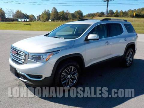 2017 GMC Acadia for sale in London, KY