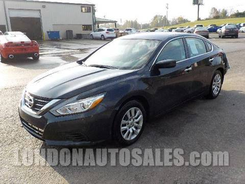 2016 Nissan Altima for sale in London, KY
