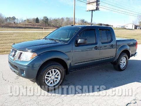 2014 Nissan Frontier for sale in London, KY