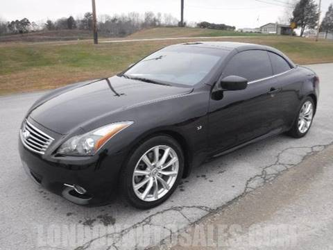 Infiniti Q60 Convertible For Sale In Virginia Carsforsale