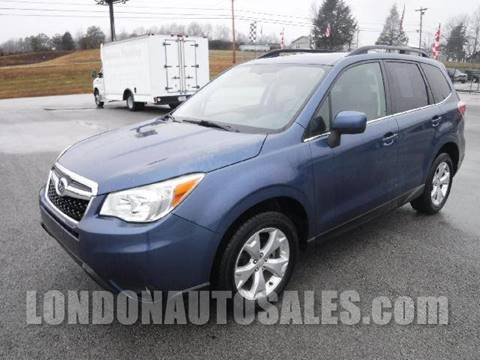 2014 Subaru Forester for sale in London, KY