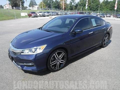 2016 Honda Accord for sale in London, KY
