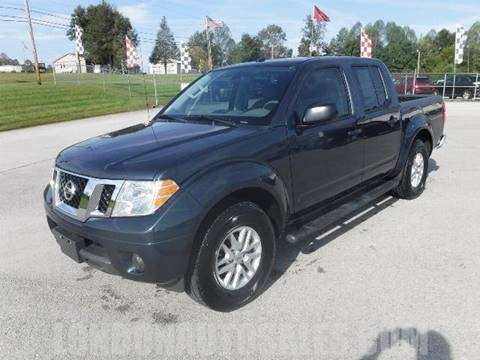 2018 Nissan Frontier For Sale In London, KY