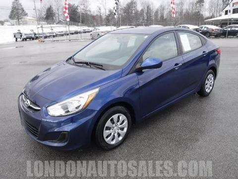 2017 Hyundai Accent for sale in London, KY